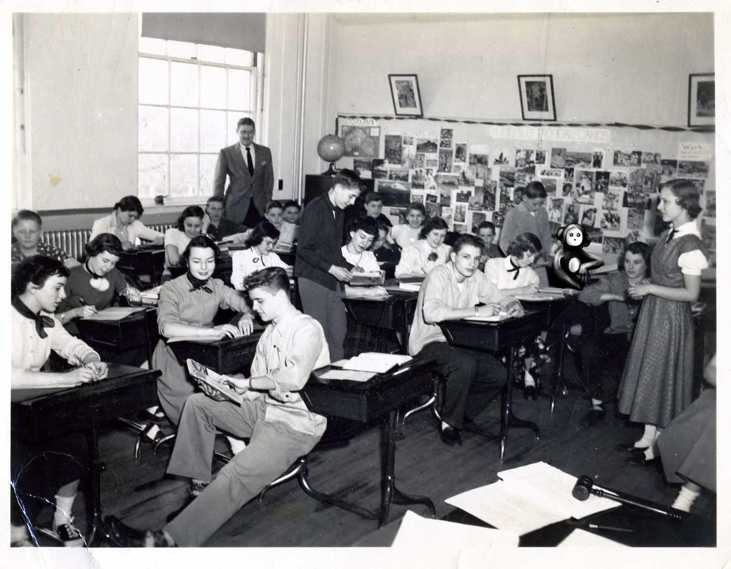 StudentCouncil1954